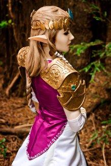 Princess Zelda Cosplay 26
