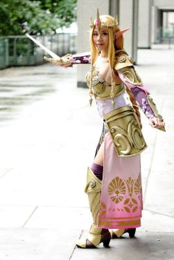 Princess Zelda Cosplay 32