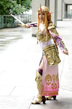 Princess Zelda Cosplay 32