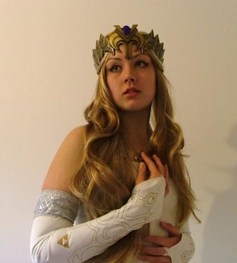 Princess Zelda Cosplay 35