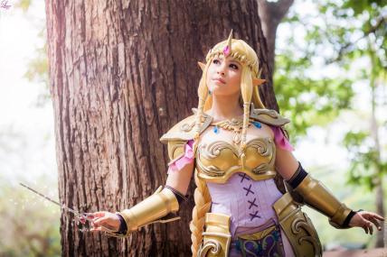 Princess Zelda Cosplay 36