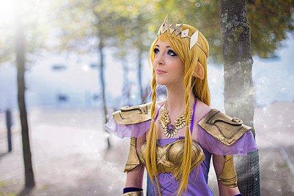 Princess Zelda Cosplay 37