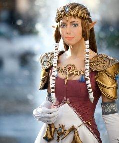 Princess Zelda Cosplay 38