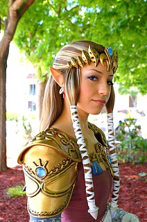 Princess Zelda Cosplay 41