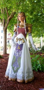 Princess Zelda Cosplay 42