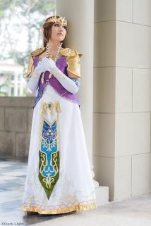 Princess Zelda Cosplay 45