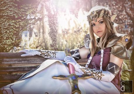 Princess Zelda Cosplay 46