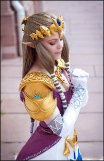 Princess Zelda Cosplay 47