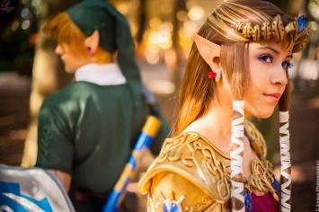 Princess Zelda Cosplay 5