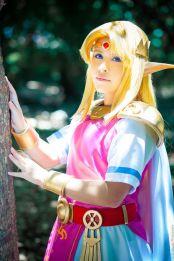 Princess Zelda Cosplay 51