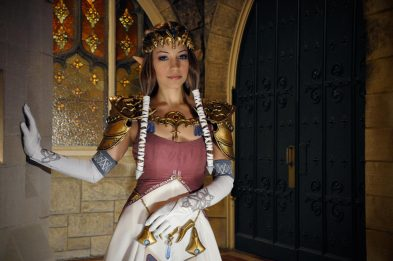 Princess Zelda Cosplay 52