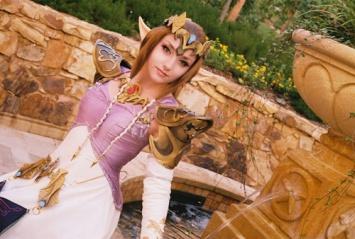 Princess Zelda Cosplay 7