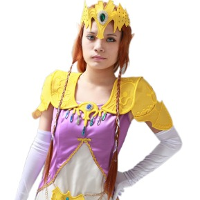 Princess Zelda Cosplay 8