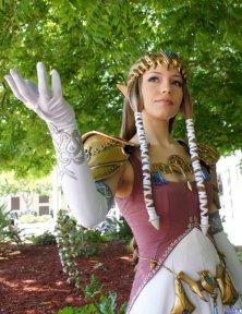Princess Zelda Cosplay 9