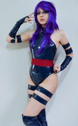 Psylocke Cosplay 15