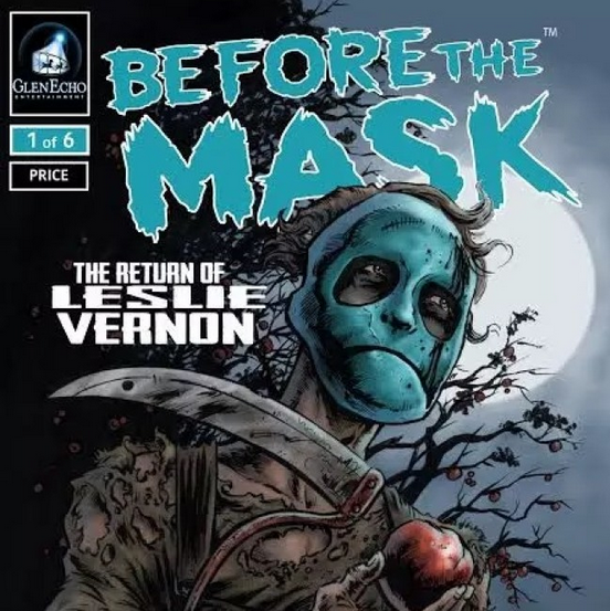 'Behind the Mask: The Rise of Leslie Vernon' Comic Book Series