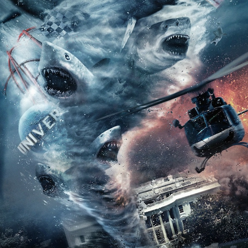 Sharknado Movie Posters