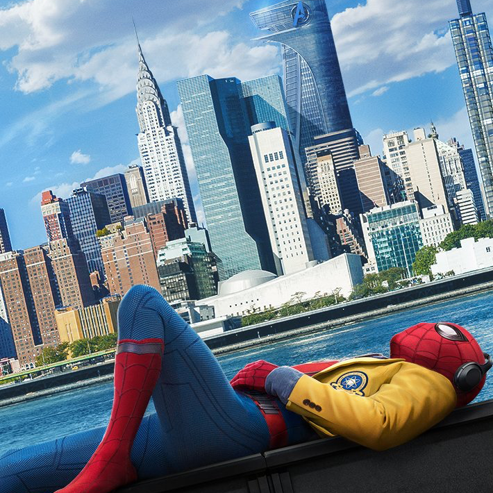 Spider-Man Homecoming Teaser Posters