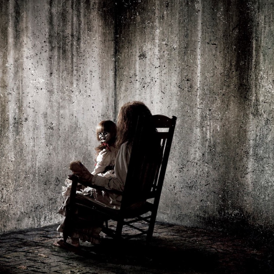 The Conjuring Movie Posters (w/ Annabelle)