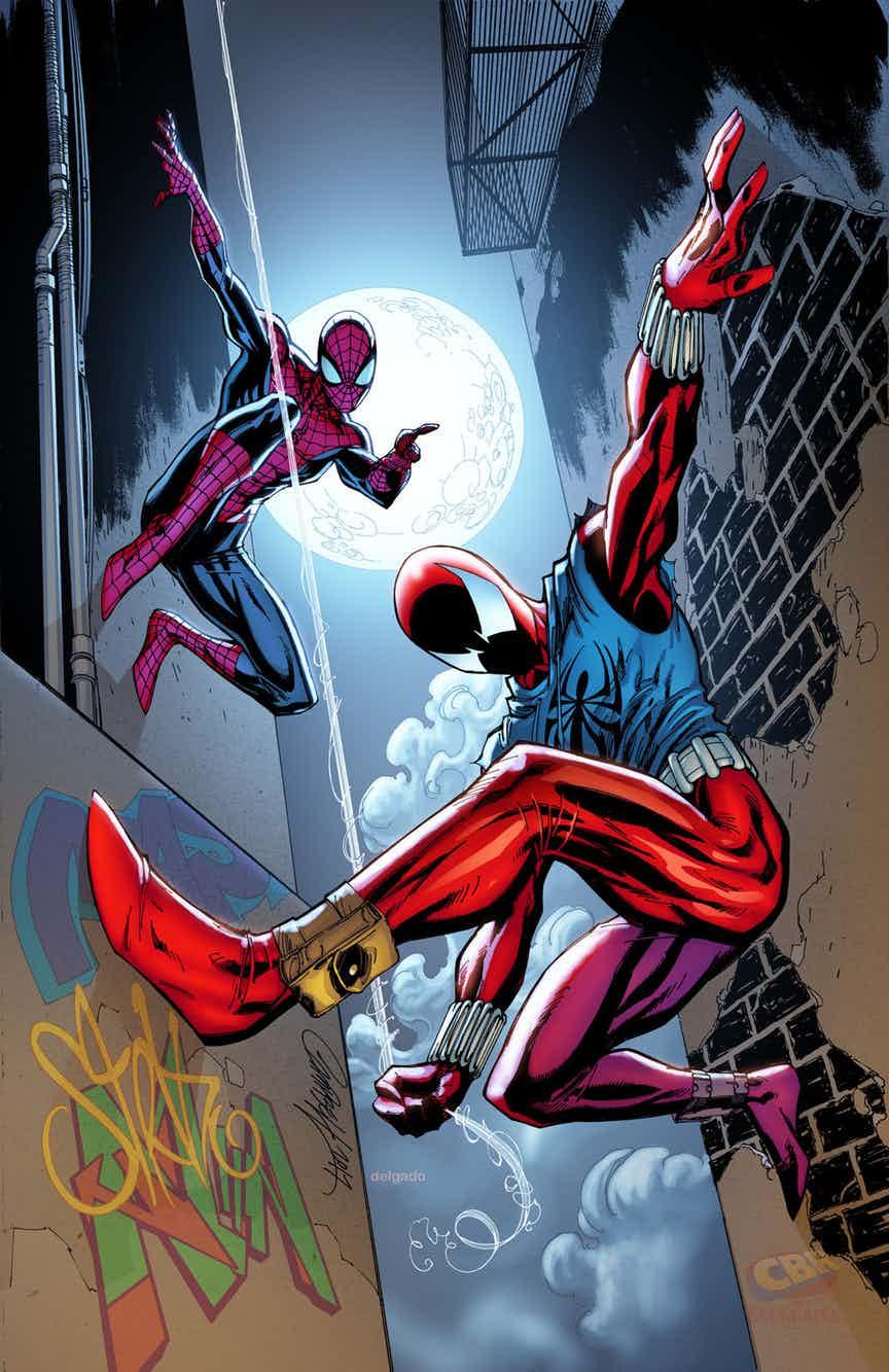 """Ben Reilly The Scarlet Spider"""" #1.jpg"""