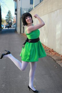 Buttercup Cosplay 3