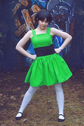 Buttercup Cosplay 4
