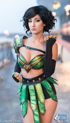 Buttercup Cosplay 5
