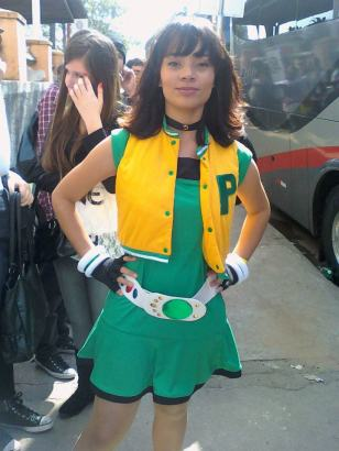Buttercup Cosplay 6