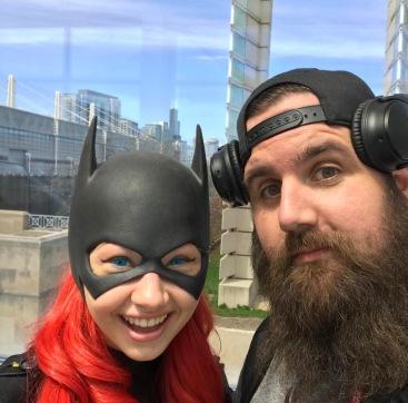C2E2 2017 Cosplay - Batgirl 1