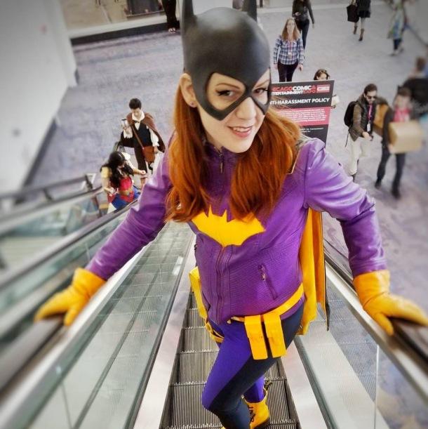 C2E2 2017 Cosplay - Batgirl 3
