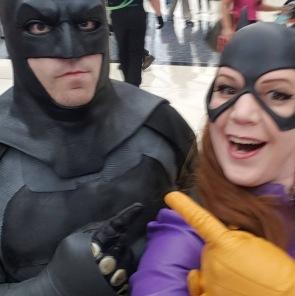 C2E2 2017 Cosplay - Batgirl | Batman