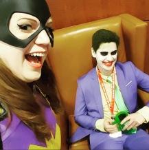 C2E2 2017 Cosplay - Batgirl | Joker