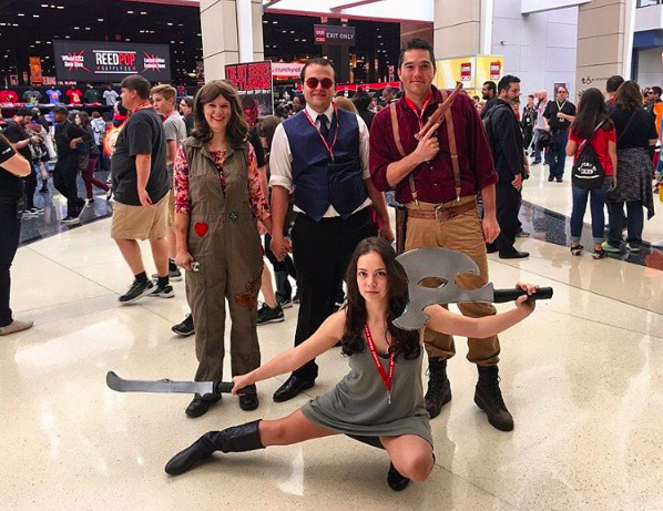 C2E2 2017 Cosplay - Firefly