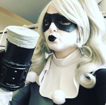 C2E2 2017 Cosplay - Harley Quinn 3