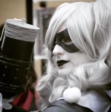 C2E2 2017 Cosplay - Harley Quinn 4