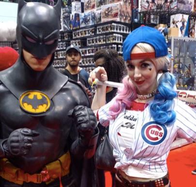 C2E2 2017 Cosplay - Harley Quinn | Batman