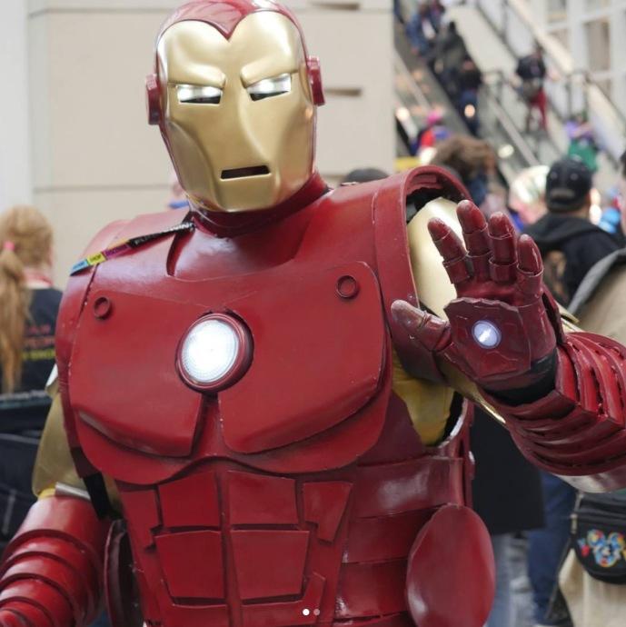 C2E2 2017 Cosplay - Iron Man 3