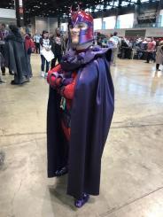 C2E2 2017 Cosplay - Magneto