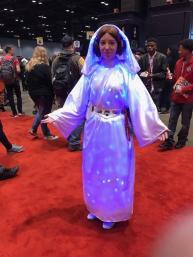 C2E2 2017 Cosplay - Princess Leia