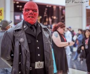 C2E2 2017 Cosplay - Red Skull