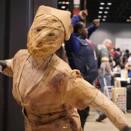 C2E2 2017 Cosplay - Silent Hill