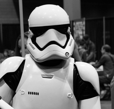 C2E2 2017 Cosplay - Storm Trooper 4