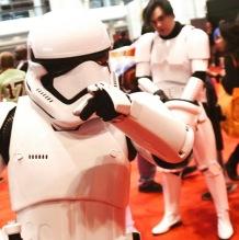 C2E2 2017 Cosplay - Storm Trooper 6