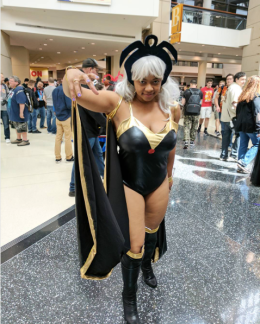 C2E2 2017 Cosplay - Storm