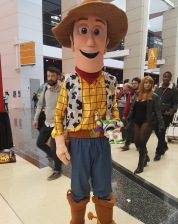 C2E2 2017 Cosplay - Woody 2
