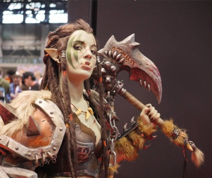 C2E2 2017 Cosplay - World of Warcraft