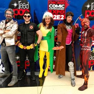 C2E2 2017 Cosplay - X-Men