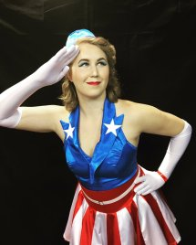 CalgaryExpo 2017 Cosplay - Captain America