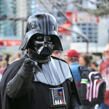 CalgaryExpo 2017 Cosplay - Darth Vader 2