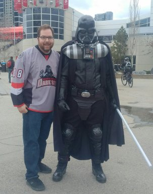 CalgaryExpo 2017 Cosplay - Darth Vader